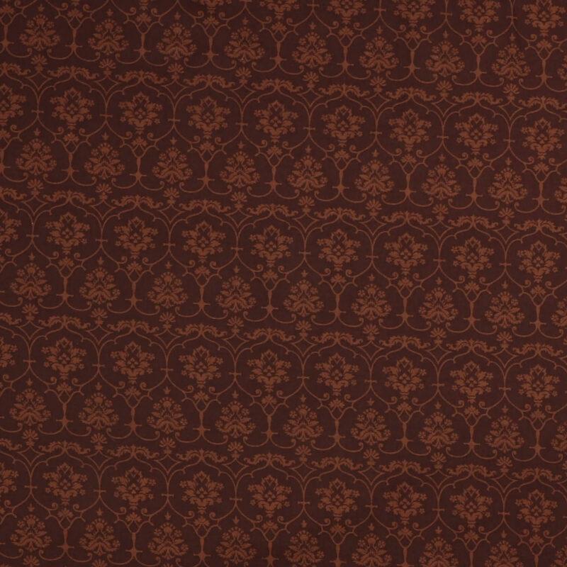 Patchwork - Lysebrun på mørkebrun -