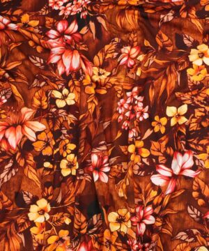 Blomster - Jersey -