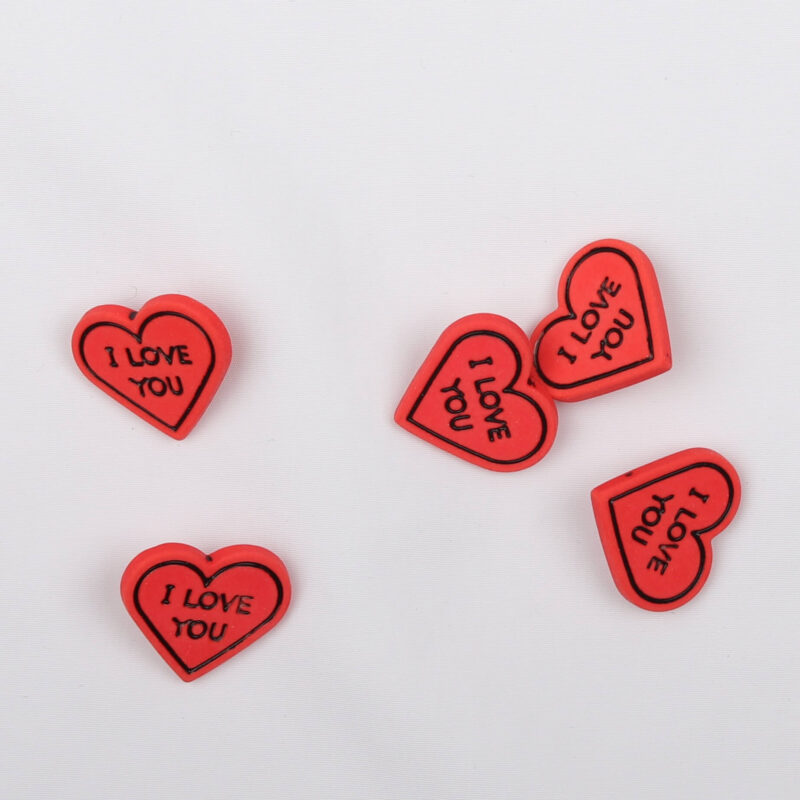 I love you, 20 mm -