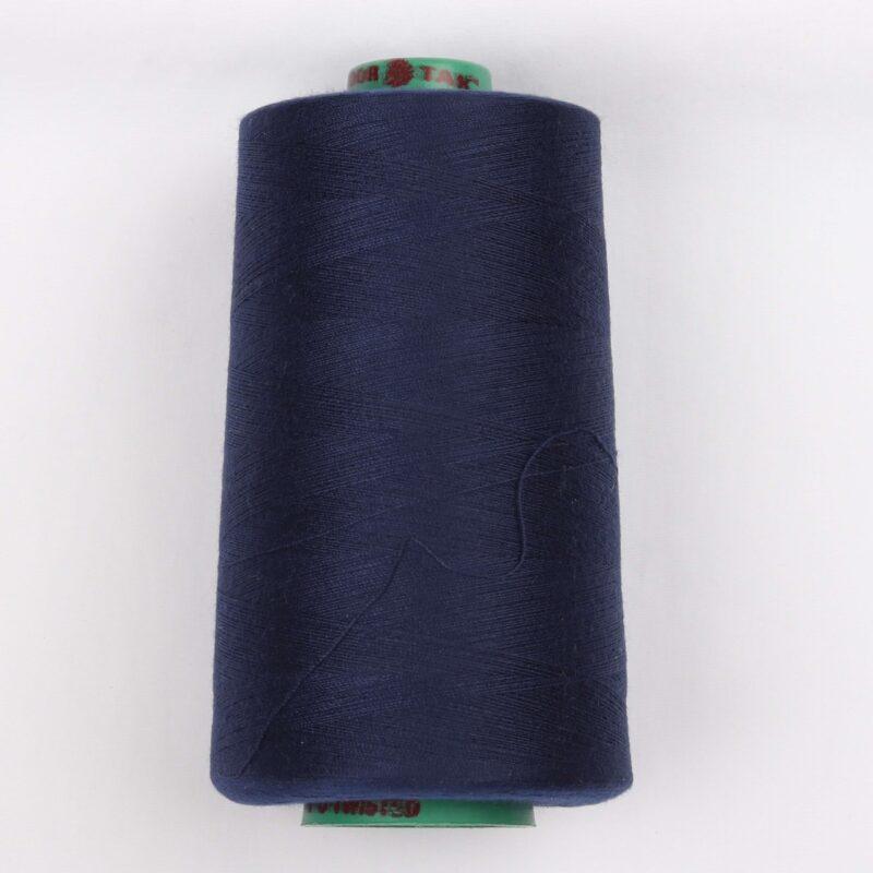 Overlocktråd - Marineblå -