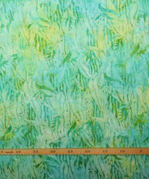 Aqua og grønne nuancer - Bali -