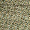 Guldtråd og lys army m. mønster - Rayon -