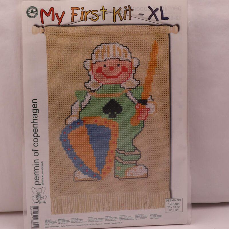 My first kit -XL - Ridder 20x31 cm -