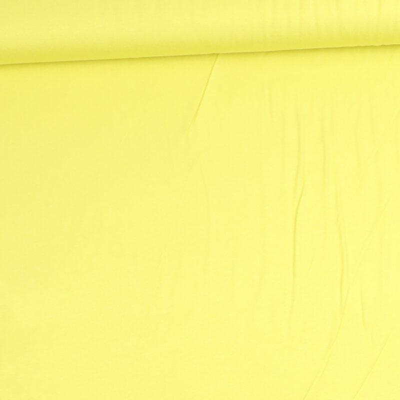 Lys lime - Viskose jersey -