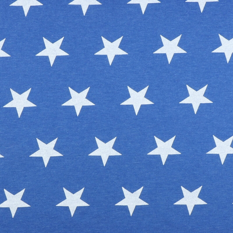 Blå m. stjerner - Isoli -