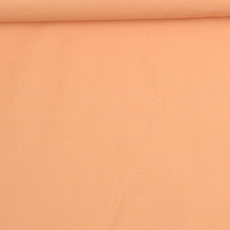 Svag orange - Bomuld/polyester -