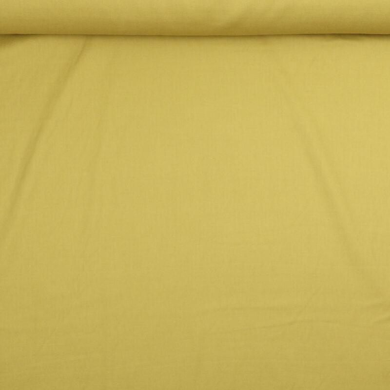 Kiwifarvet - Bomuld/polyester -