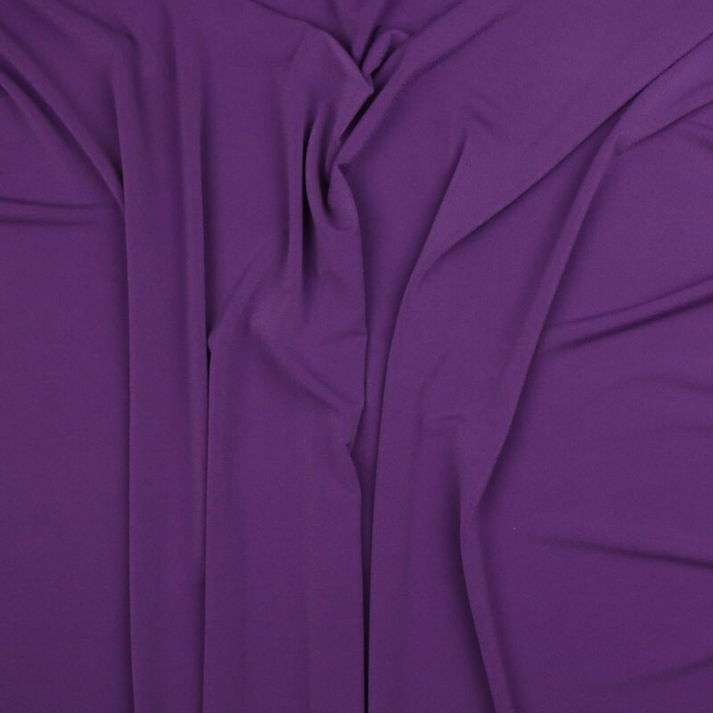 Lilla - Bomuld/polyester jersey -