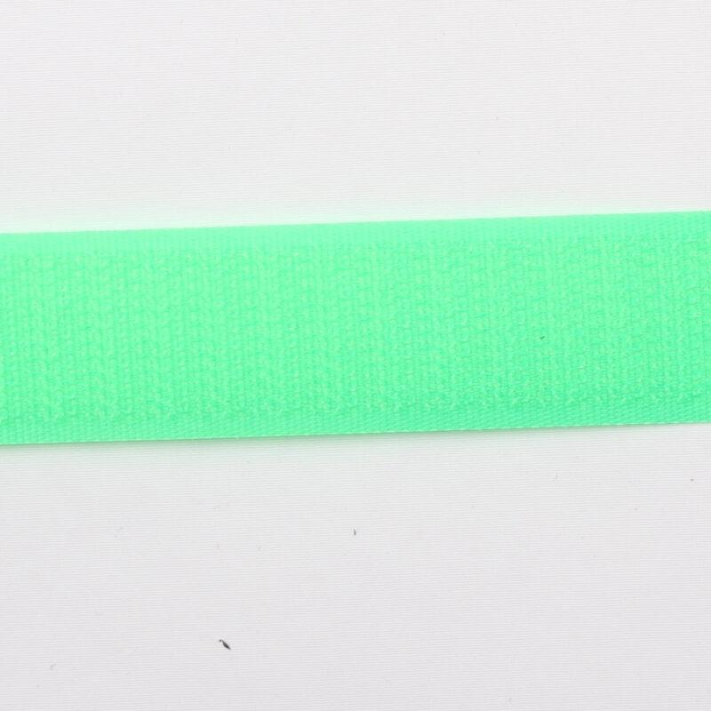 Neongrøn - gribebånd 20 mm, hook -