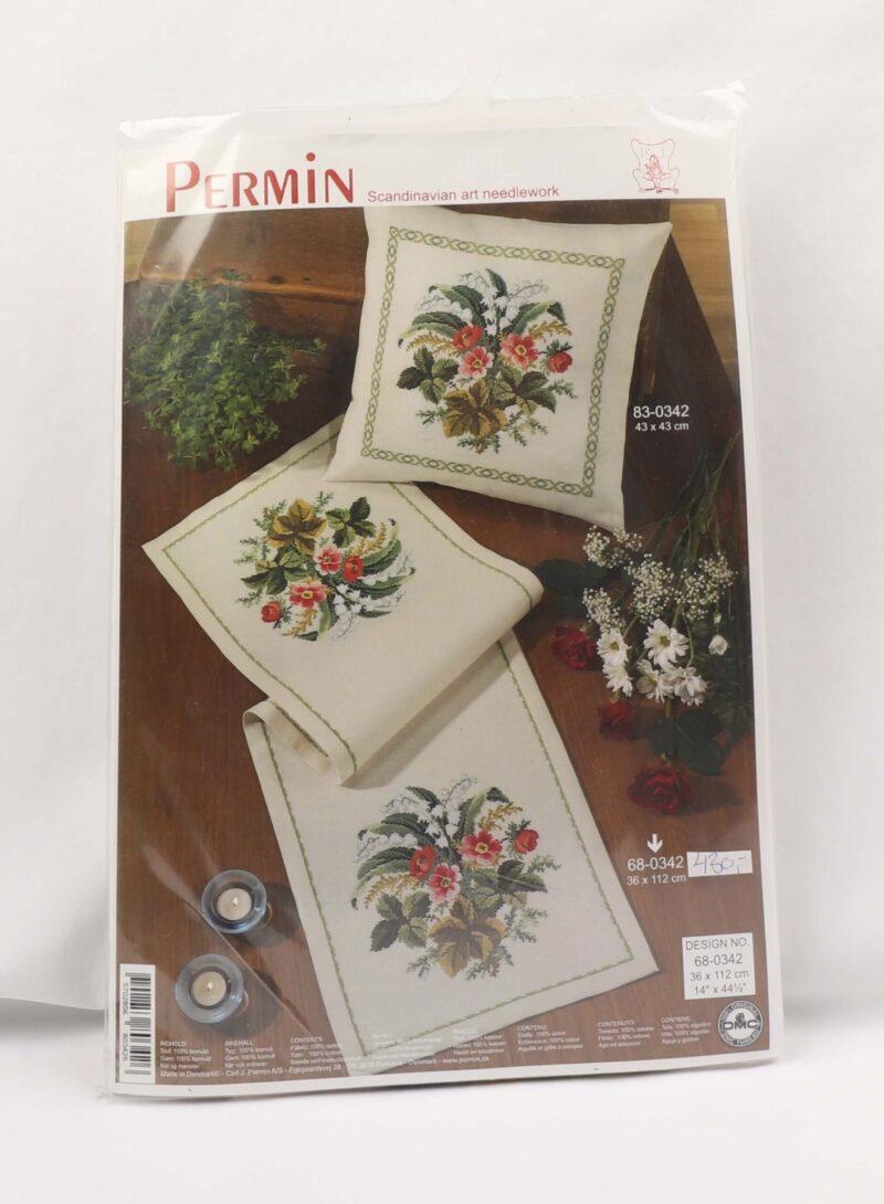 Broderi Kit - Permin 68-0342 -