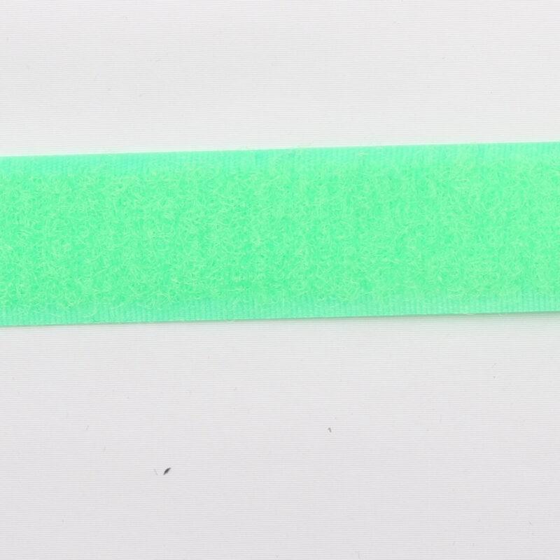 Neongrøn - gribebånd 20 mm, loop -