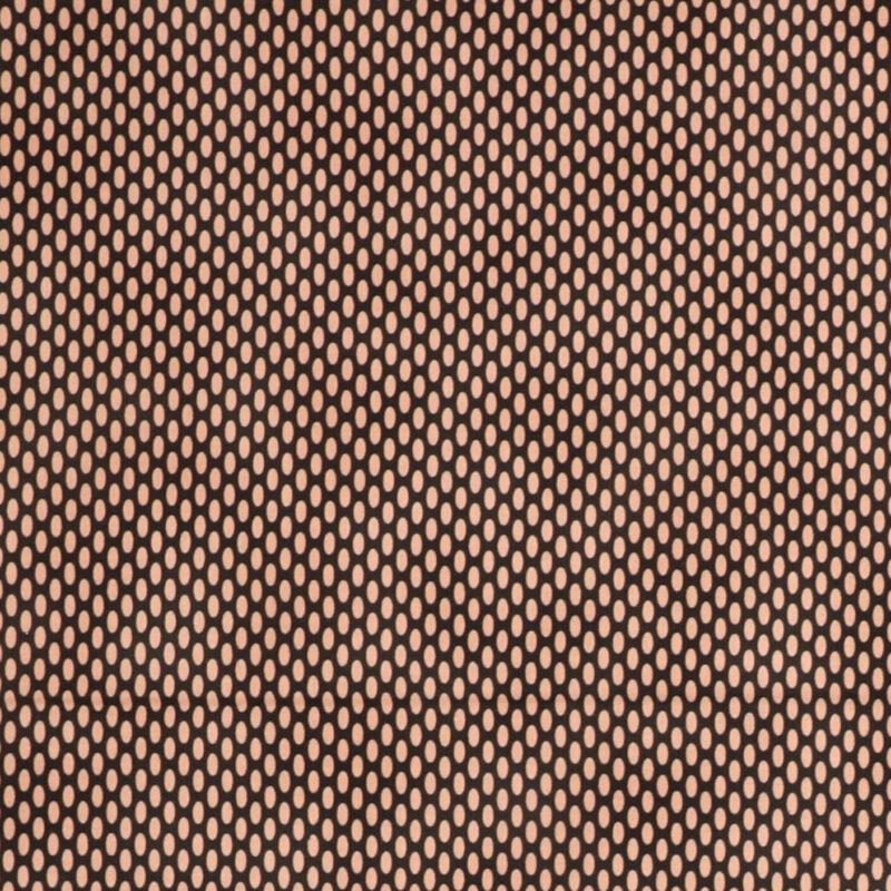 Lyserød og brun - Patchwork -