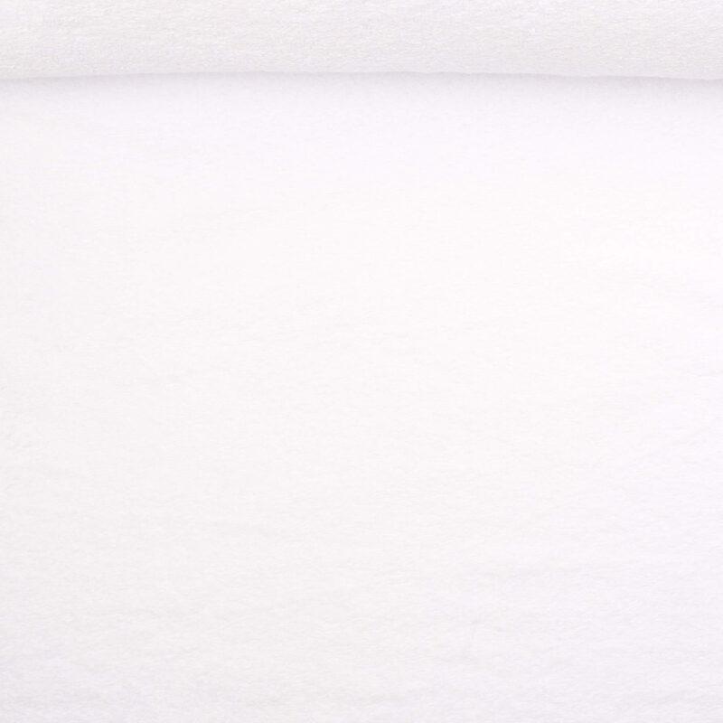Frotté - hvid -