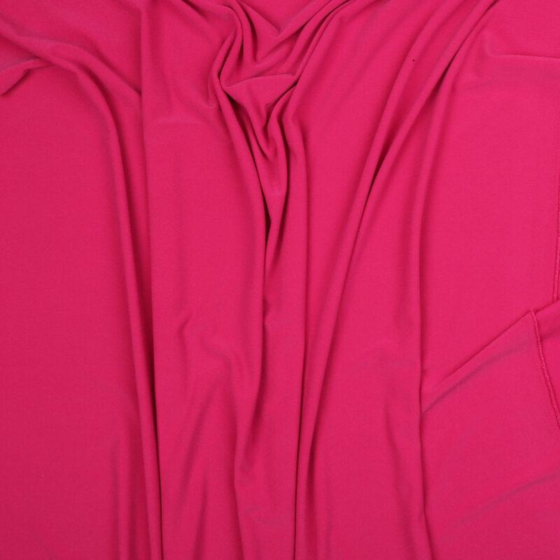 Cerise - Bomuld/polyester jersey -