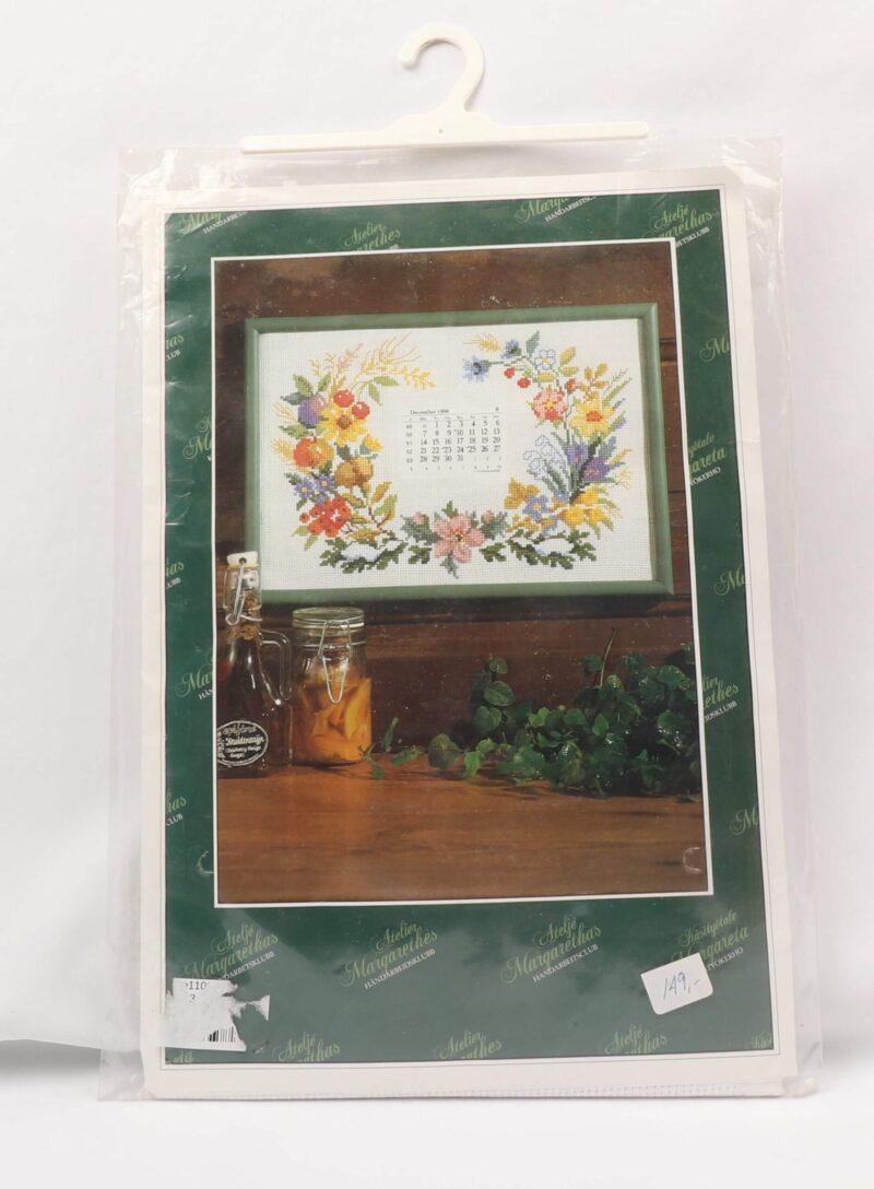 Broderi Kit - Atelje Margaretha kalender -