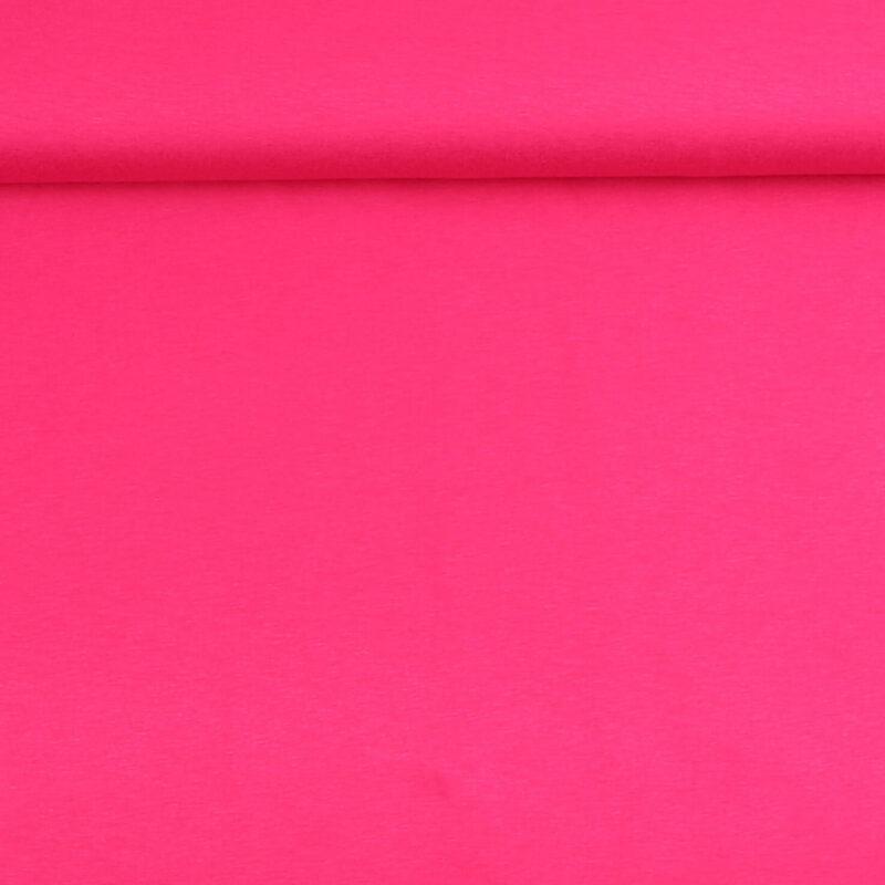 Pink - Viskose jersey -