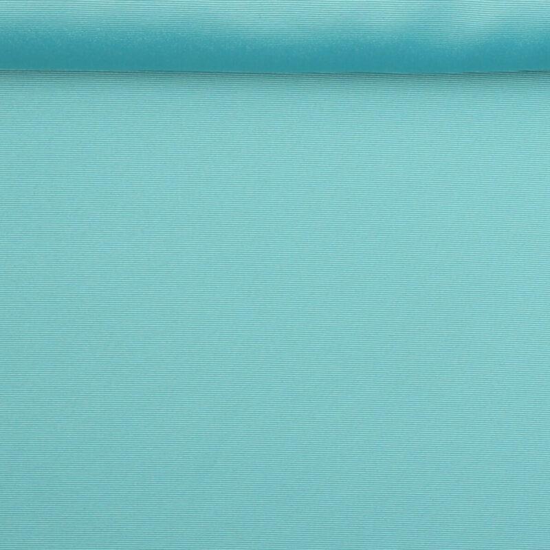 Turkis (let rillet) - Bomuld/polyester -