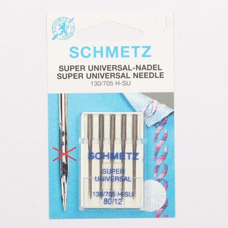 Schmetz Super Universal str. 80 -