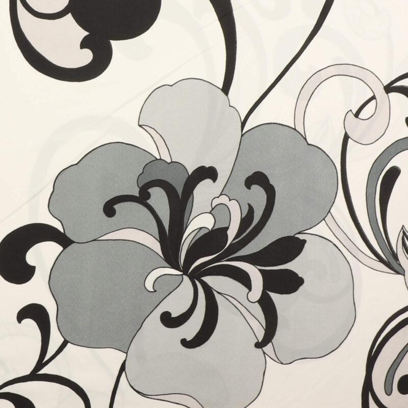 Stor blomst - Bade/bruseforhæng -