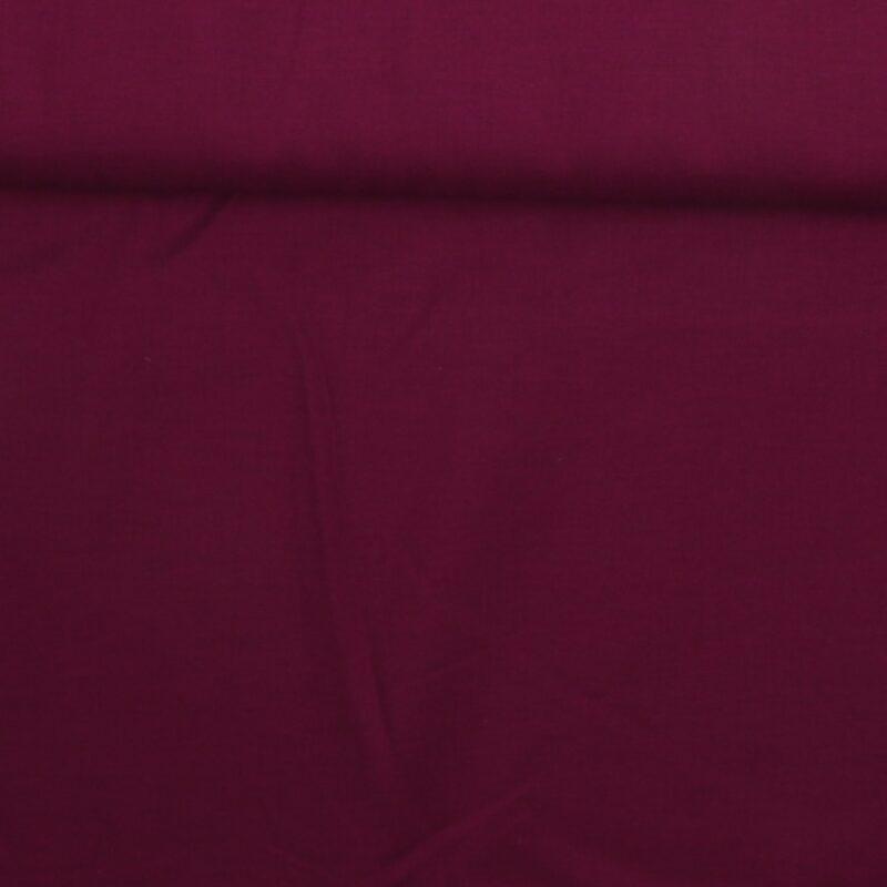 Mørk cerise - Patchwork - Info mangler