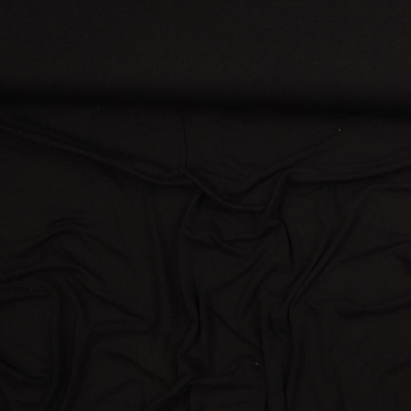 Sort - Bambus jersey -