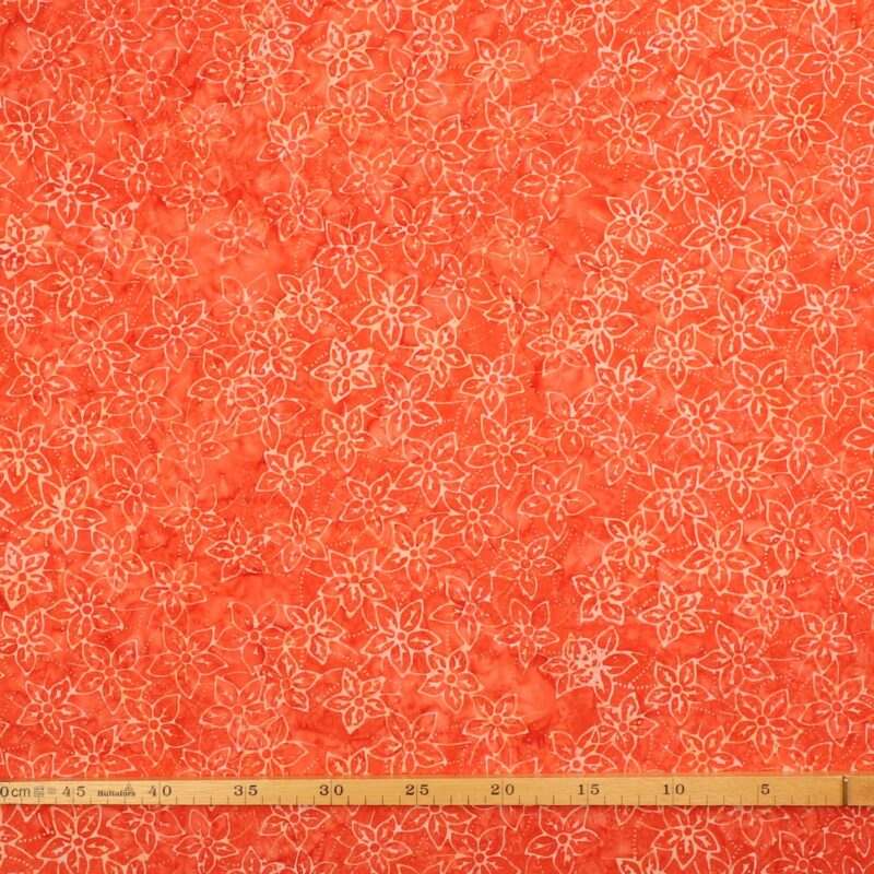 Lys rust m. blomster - Bali -