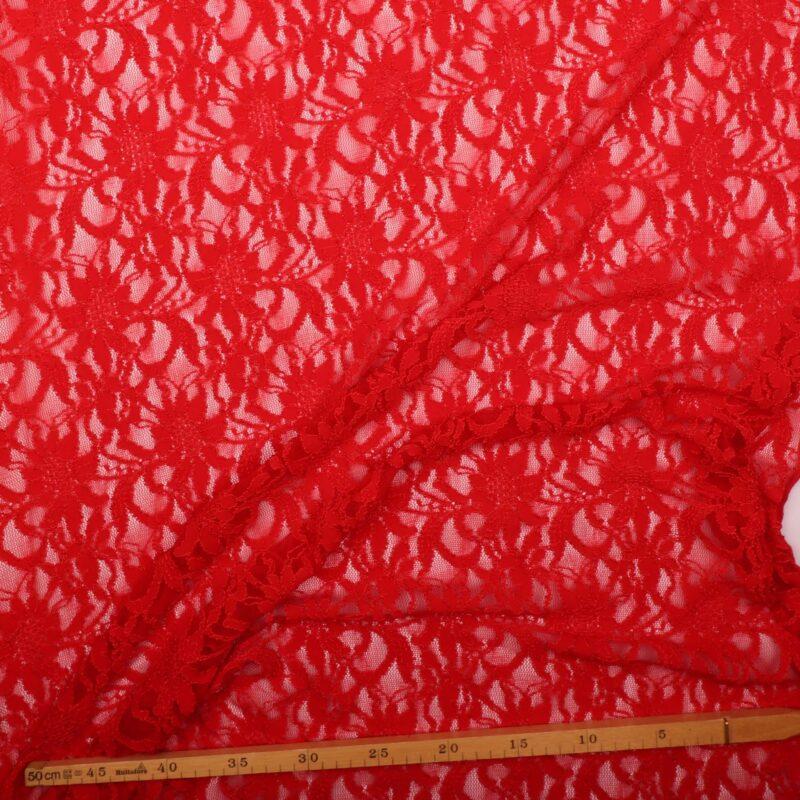 Rød - Blonde med stræk -