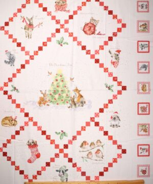 Warm Wishes - Patchwork rapport (99) -