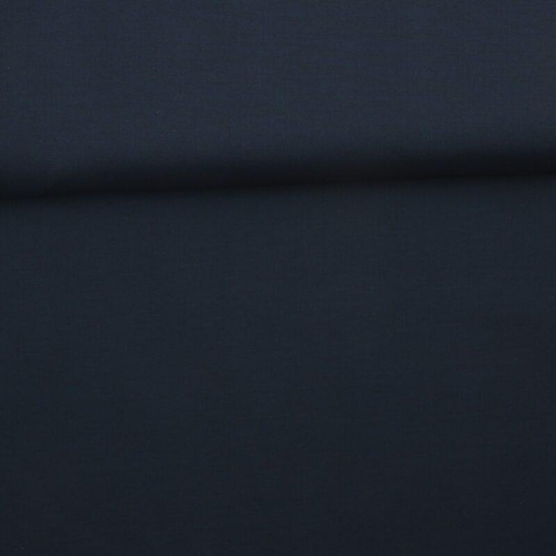 Støvet mørkeblå - Patchwork -
