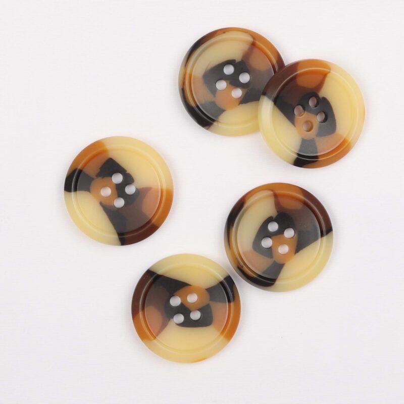 Brune nuancer - 25 mm -
