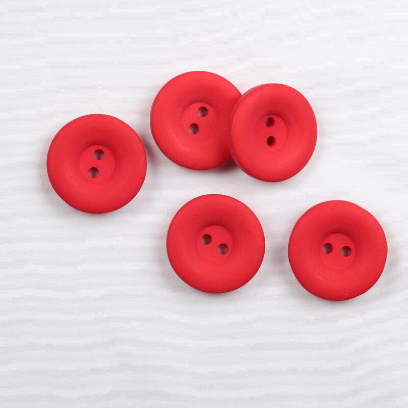 Rød, ø 23 mm -
