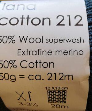 Lana Cotton 212 fra Hjertegarn -