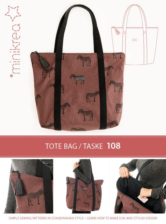 Taske - Minikrea 108 - Minikrea