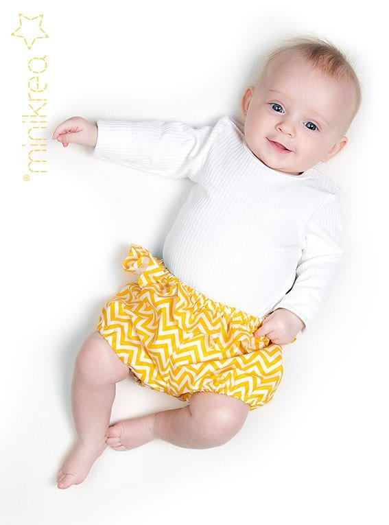 Baby Bloomers – minikrea 110 - Minikrea
