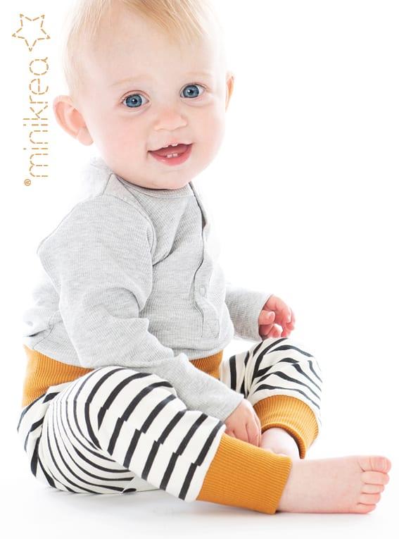 Baby bukser str. 50-92 – minikrea 111 -