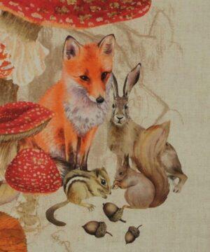 Skovens dyr - Jersey rapport -