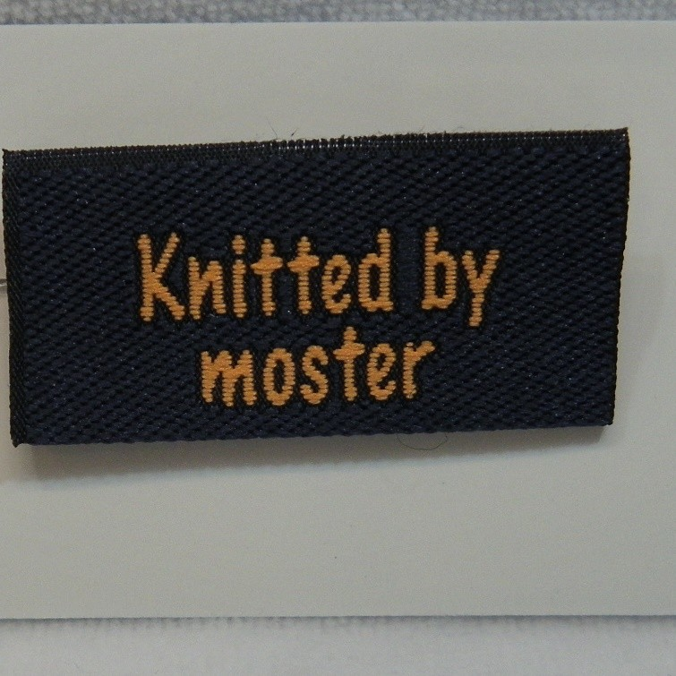 Knitted by moster -