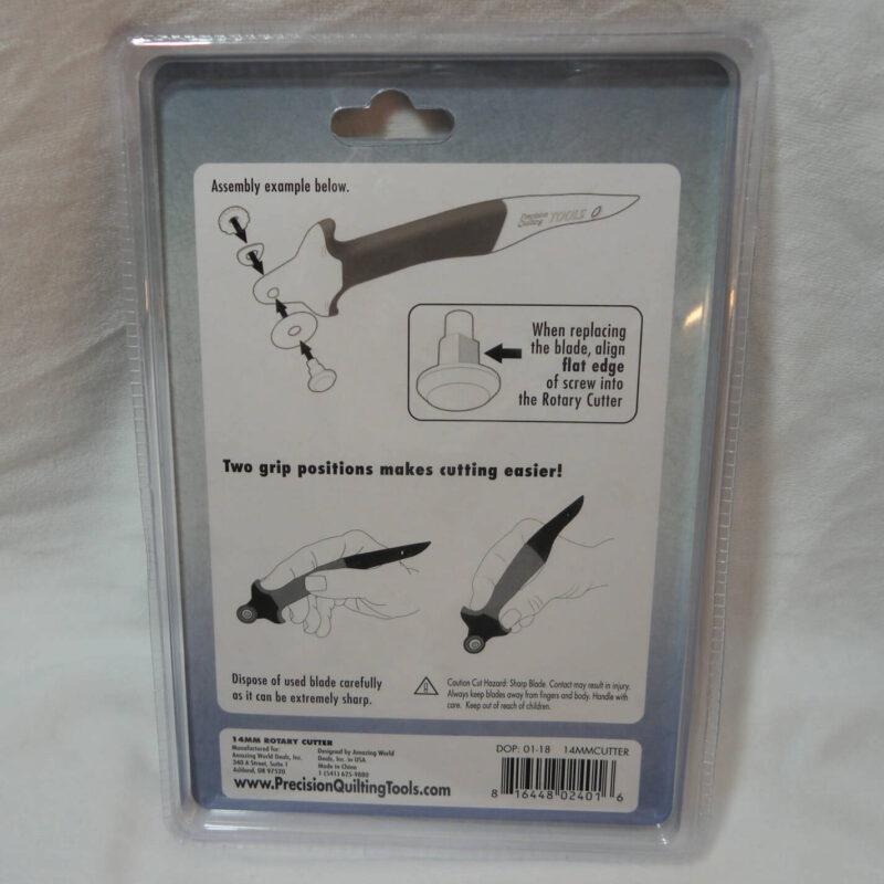 14 mm rulleskærer -