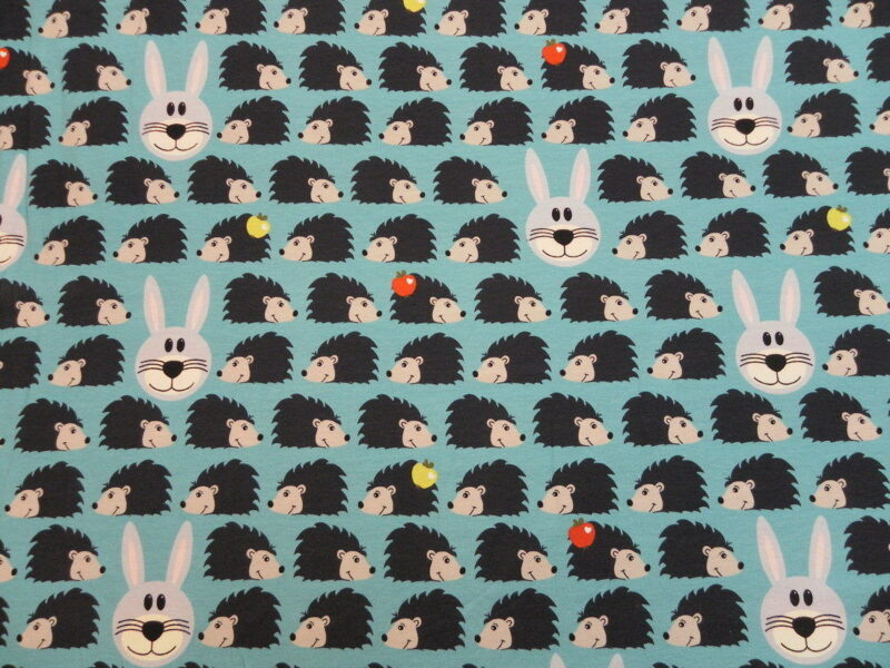 Pindsvin blandt kaniner, jersey -
