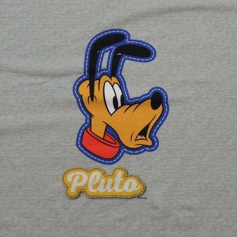 Disneys Pluto, jersey rapport -