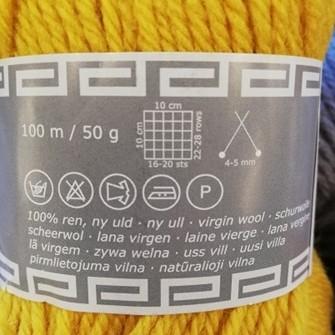 Peruvian Highland Wool fra Filcolana - Info mangler