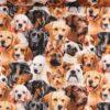 Hunde - Patchwork -