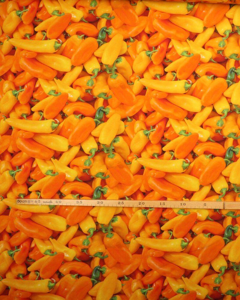 Gule peberfrugter - Jersey -