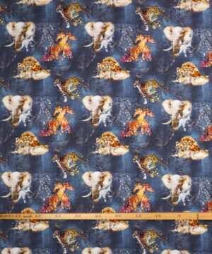 Elefanter og giraffer - Jersey -