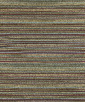 Smalle striber - Uld/polyester -