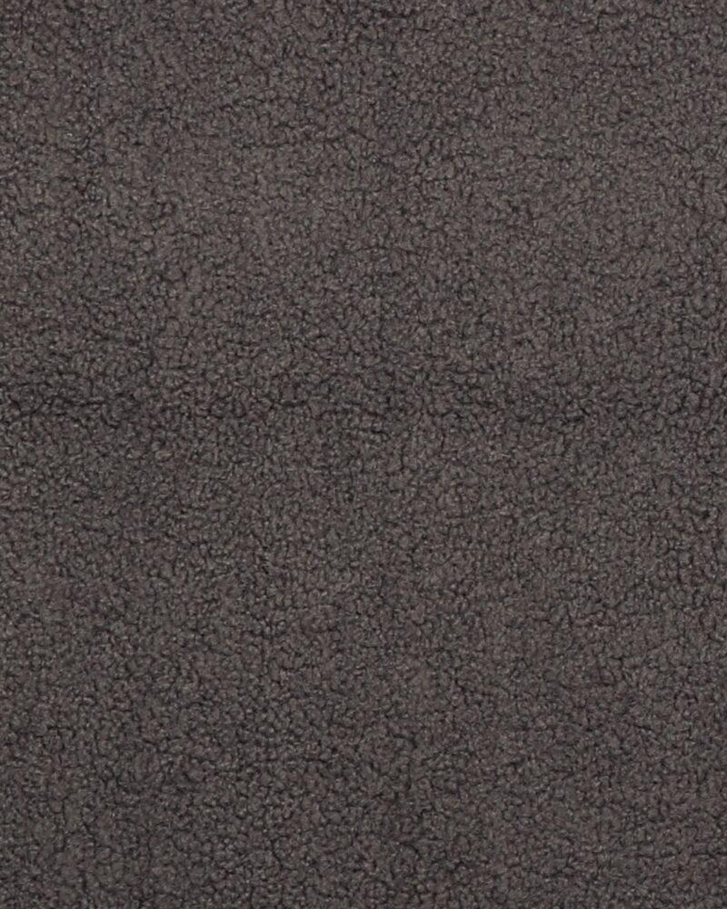 Grå Poodle møbelstof - Info mangler