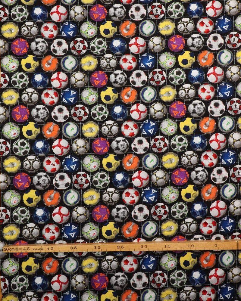 Fodbolde - Patchwork - Info mangler