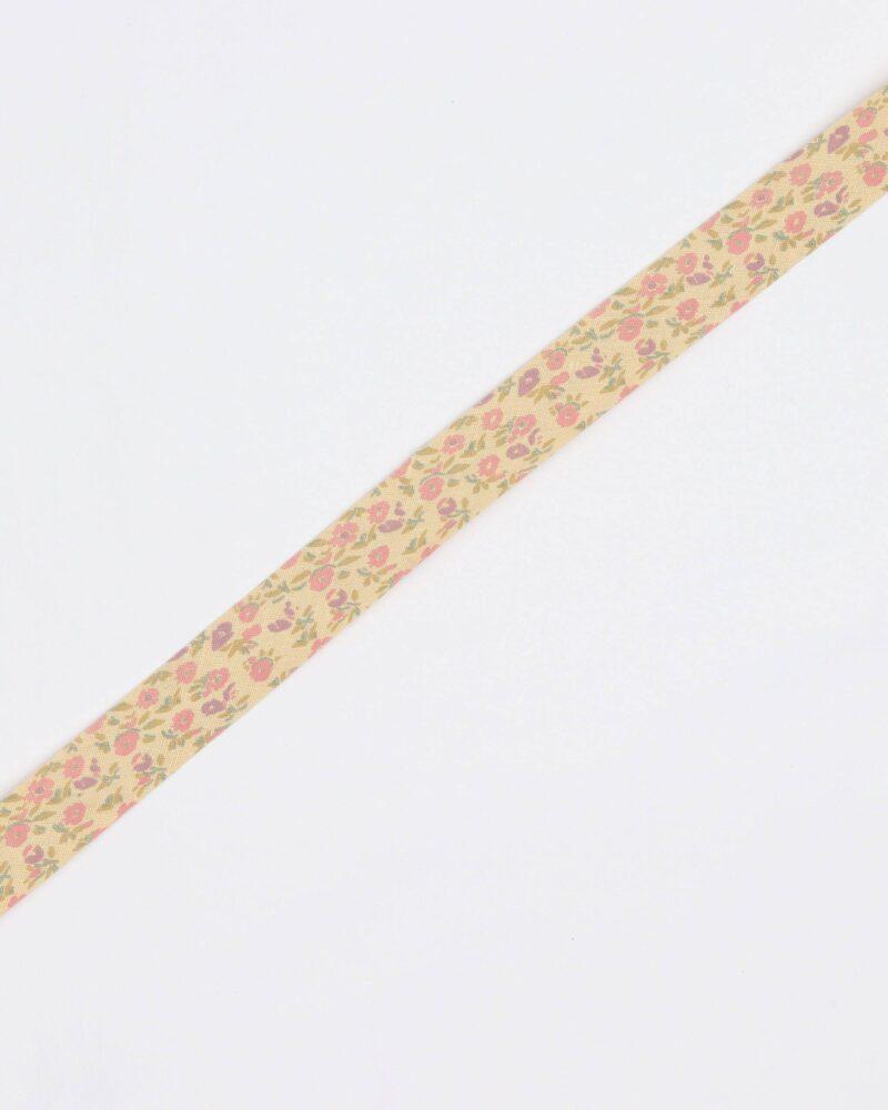 Blomster - 20 mm skråbånd -