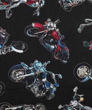 Motorcykler - Patchwork -
