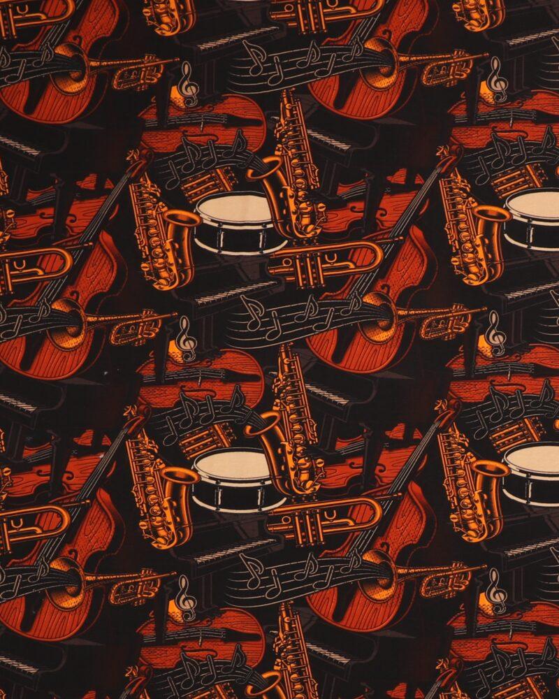 Musikinstrumenter - Jersey -